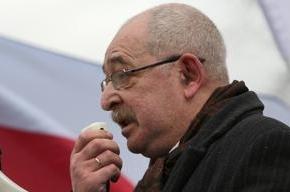 историк Лев Лурье, фото Trend